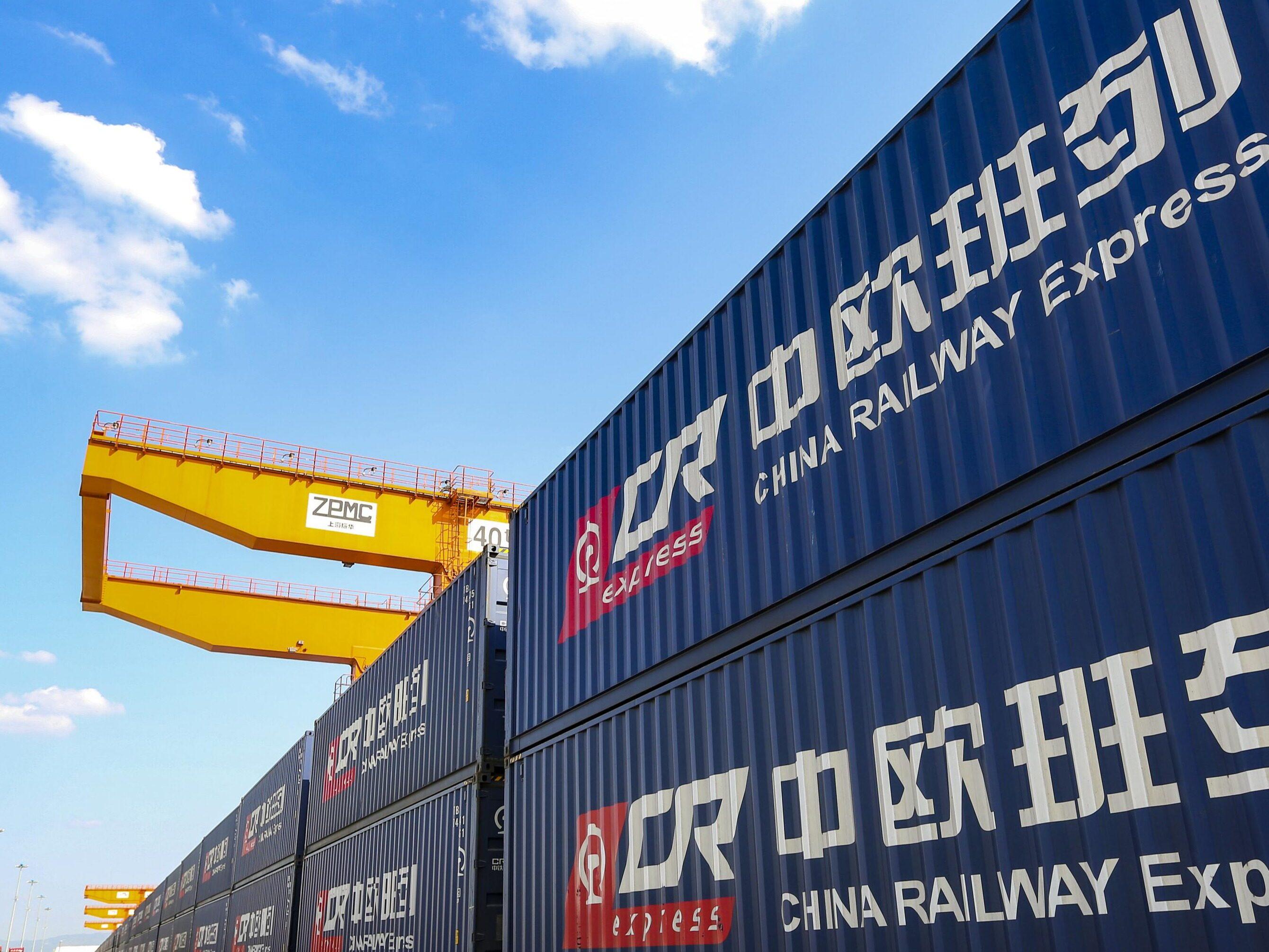 哈萨克斯坦计划扩建铁路网,为中欧班列提供运输保障
