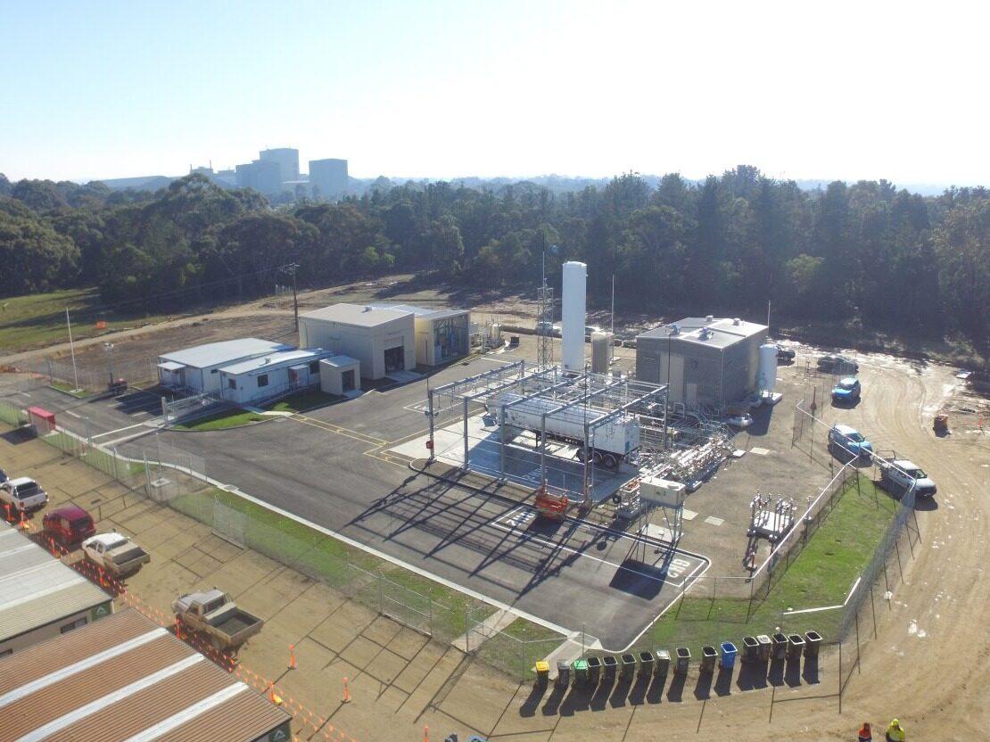 内蒙古的这一发电项目年产绿色氢6.69万吨,将加速能源转型